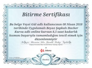 Boğaziçi Üniversitesi Siber Güvenlik